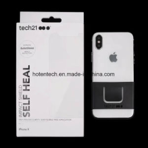lowest price a5a8a d505e Tech21 Screen Protector Impact Shield with Self Heal for iPhone X
