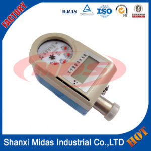 Water Pressure Intelligent 15mm-20mm IC Card Prepaid Water Meter pictures & photos