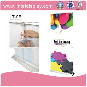 Portable Pull up Banner Aluminum Roll up (LT-0R) pictures & photos