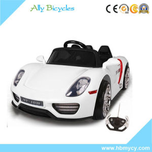 12V Supercar Style Remote Control Kids Ride on Car pictures & photos