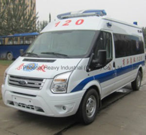 High Configuration Ford Ambulance Medical Device with Stretcher pictures & photos