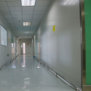 Fire Fighting Access and Exit out of Cleanroom