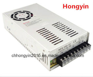 Professional Single Type Nes-350 Series Switch Power Supply pictures & photos