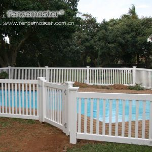 Waterproof Vinyl Pool Fence pictures & photos