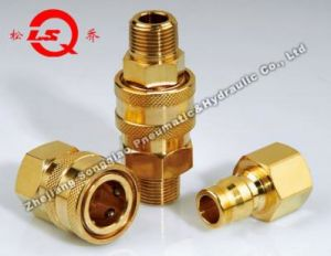 Lsq-Rd Japanese Type Hydraulic Quick Coupling pictures & photos