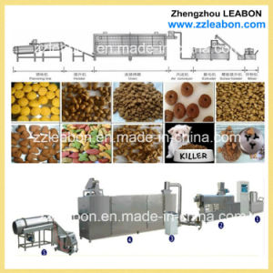 Multifunctional Stainless Steel Pet/Cat/Dog /Food Processing Line pictures & photos