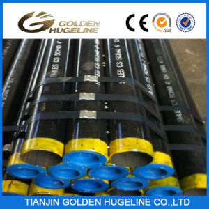 API 5L Gr. B, ASTM A53 Gr. B Seamless Steel Tube pictures & photos