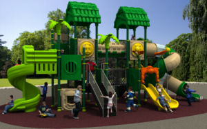 Wood Series Outdoor Playground HD15A-022A pictures & photos