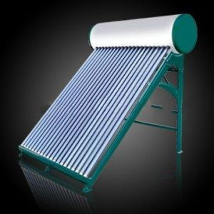 Colour Steel Low Pressure Solar Water Heater pictures & photos