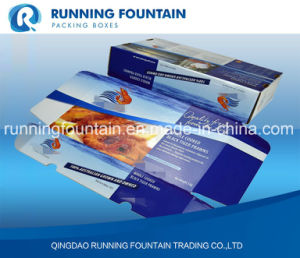 Four Colors Printing Paper Box