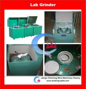 Sealed Laboratory Use Sample Preparation Pulverizer pictures & photos