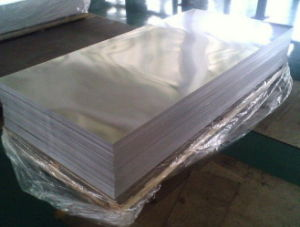 Flat Aluminium/Aluminum Sheet for Decoration Application (3xxx 3003)