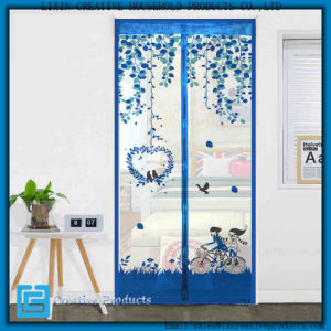 Summer Win Magnetic Fly Door Screens Chain Door Fly Screen Bug Screen Door