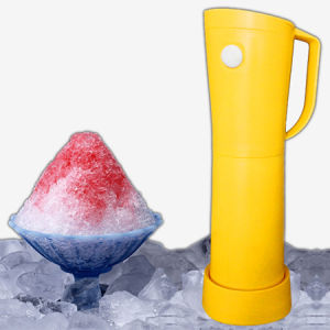 Ice Crusher, Ice Shaver, Mini Ice Shaver