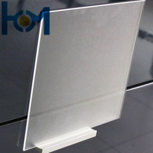3.2mm/4.0mm Low Iron Coated Solar Panel Tempered Glass for Cell Module pictures & photos