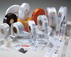Automatic Flexo Fabric Label Printing Machine pictures & photos