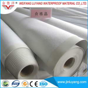 Flat Roofing Polyvinyl Chloride PVC Waterproof Membrane with Factory Price