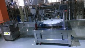 Automatic Bottle Filling and Capping Machine with Sorting Loader pictures & photos