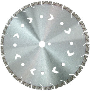 Diamond Saw Blade for Cutting Asphalt Blade Pitch pictures & photos