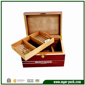 Factory Direct Wholesale Custom Wooden Cigar Boxes pictures & photos