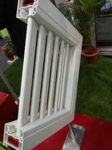 PVC Louver Window