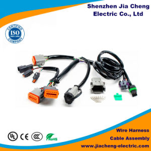 China Medical Wire Harness OEM ISO9001 Cable Assembly - China ...