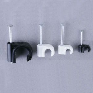 Cable Circle Nail Clips pictures & photos