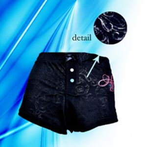 60% Cotton 40% Polyester Lady′s Boyshorts pictures & photos