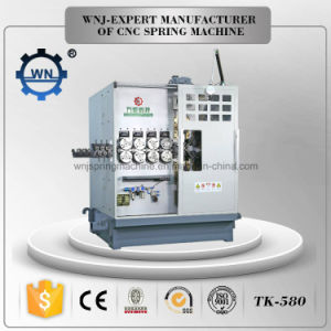 Tk590 5axis CNC Spring Coiling Machine