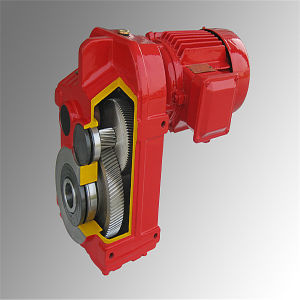 F Parallel Shaft Helical Speed Reducer
