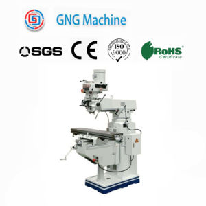Electric High Precision Universal Milling Machine pictures & photos