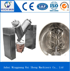 Powder Mixer V Type Medical Mixer Ce Approved