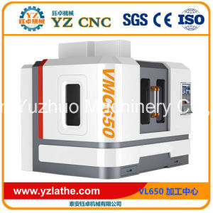 Vl650 Drilling Milling CNC Machine Tool pictures & photos
