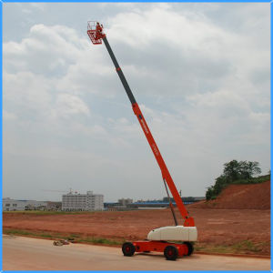 High Working Frequency Cherry Picker Platform