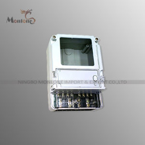 Single Phase Plastic Enclosure Energy Meter Multi-Rate Power Meter Box (MLIE-EMC018) pictures & photos