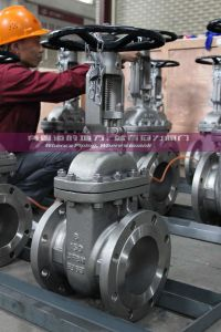 ANSI Gate Valve with Locked Design pictures & photos