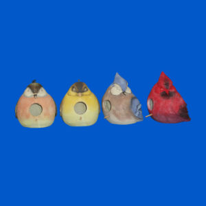 Polyresin Birdhouse, Resin Birdhouse pictures & photos