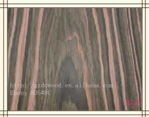 Macassar Reconstuted Veneer Sheet From Guangzhou