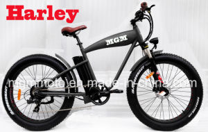 Harley Fat Tire Bike 26inch Mountain Beach Cruiser Electric Bike