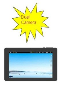 A-750 Tablet PC 7 Inch TFT LCD Capacity Touch Panel (G+G) , 800*480