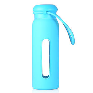 Food-Garde Voss Water Glass Bottle Wholesale, High Temperature Resistant  Custom Glass Water Bottle
