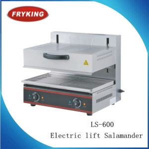 Counter Top Commercial Electric Kitchen Salamander Oven