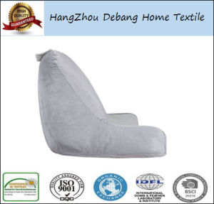 Home Fashion Foam Wedge Reading Pillow Reading in Bed Lounger pictures & photos