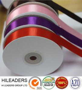 Polished Packing Single Face Satin Ribbon