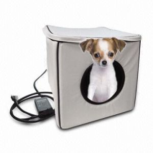 Hot/Cold Soft Side Pet Carrier, Measures 350 X 350 X 350mm, 17W Cooling Power