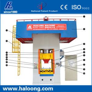 High Speed CNC Operated Labor Saving Fired Brick Pressing Machine