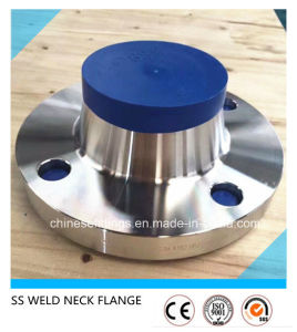 ANSI B16.5 S40s Stainless Steel 316L Forged Pipe Flange pictures & photos