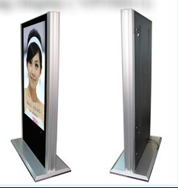 55 Inch Floor Standing LCD Advertising Display