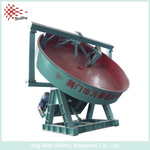 High Efficiency Disk Granulator for Fertilizer/Pellet Mill