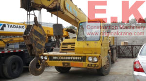 25ton Used Original Kato Truck Crane (NK250E) pictures & photos